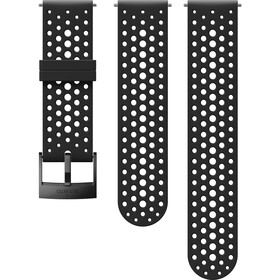 Suunto Athletic 1 Silicone Strap, black/black